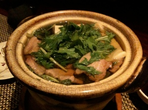 Hot Pot Special *Pork Belly*
