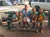Nanna and grandkids